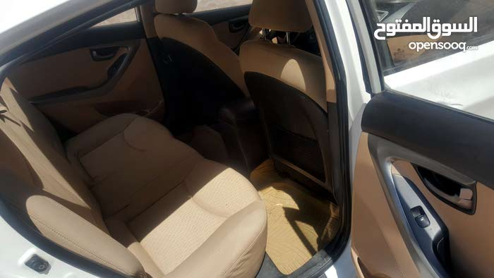 Hyundai Elantra car for sale 2012 in Baghdad city