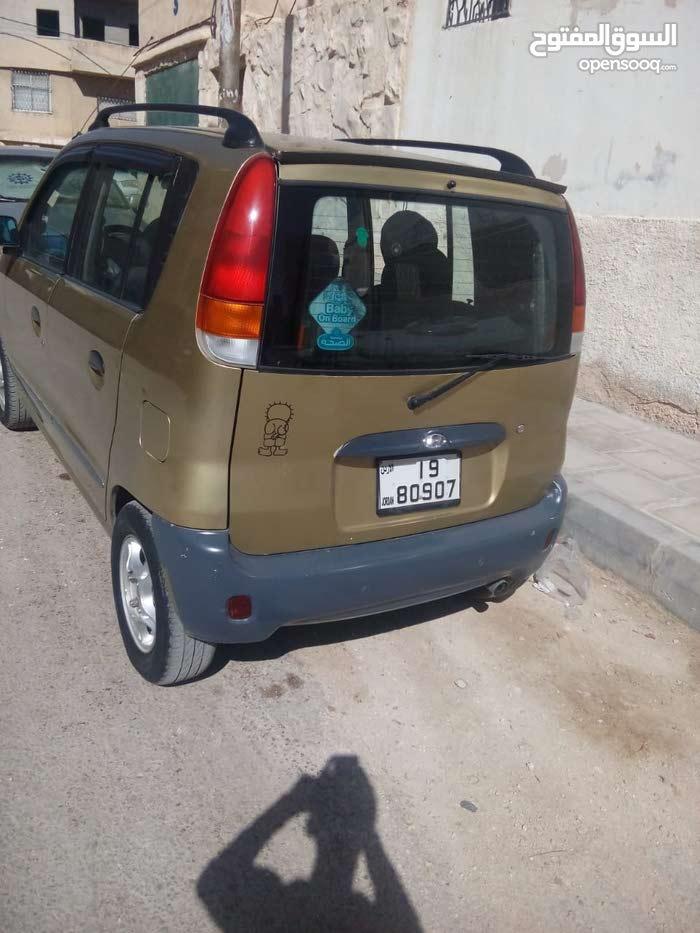 Manual Hyundai 1999 for sale - Used - Zarqa city