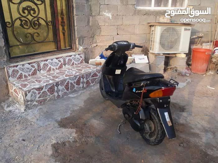 دراجه ساسوكي للبيع نضيفه فول