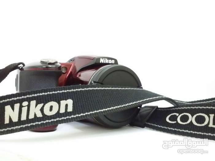 Nikon (COOLPIX L830).