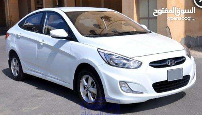 Hyundai Accent 2015 model for sale