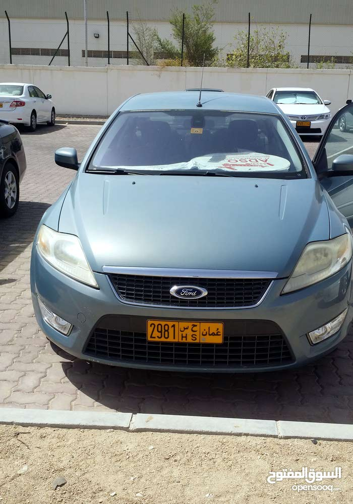 Gasoline Fuel/Power   Ford Mondeo 2010