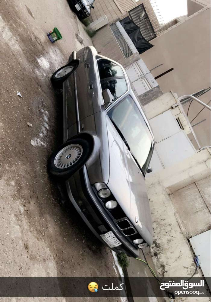 Available for sale!  km mileage BMW 535 1991