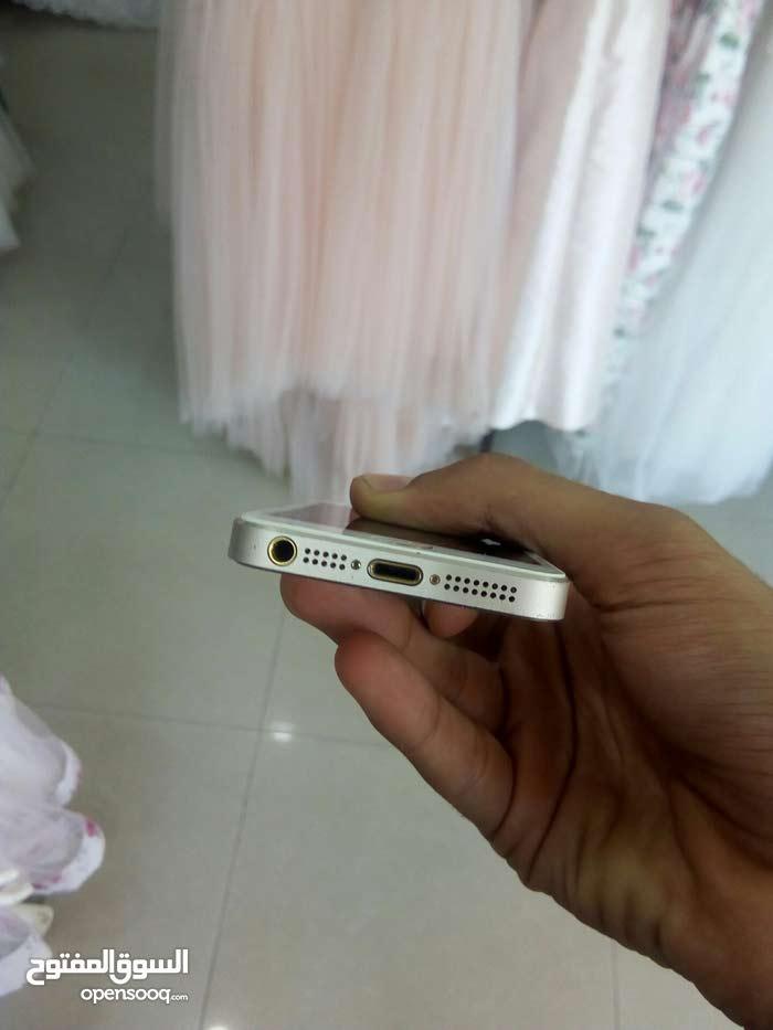 جهاز ايفون 5s  مستعمل للبيع