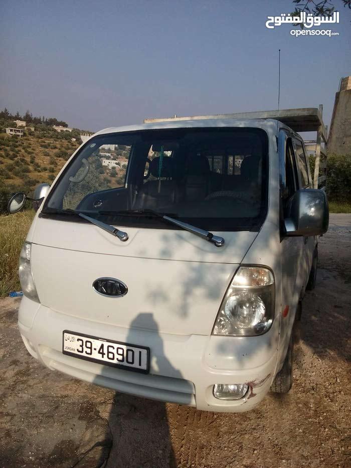Available for sale! +200,000 km mileage Kia Bongo 2005