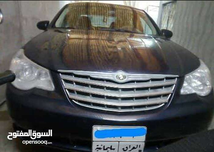 Automatic Chrysler 2007 for sale - Used - Baghdad city