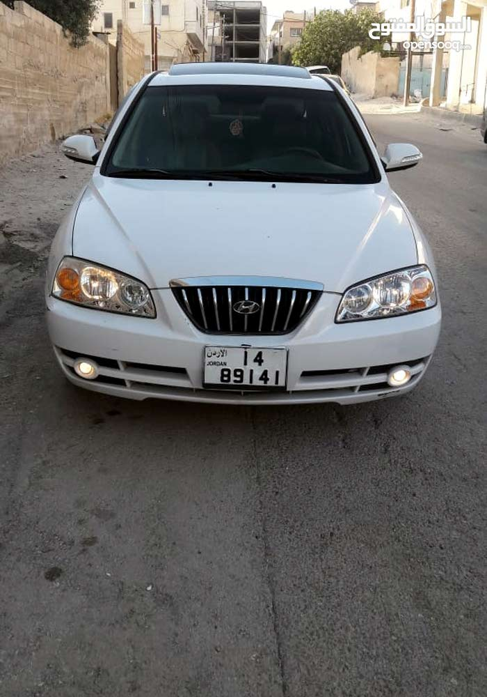Hyundai Avante car for sale 2006 in Zarqa city