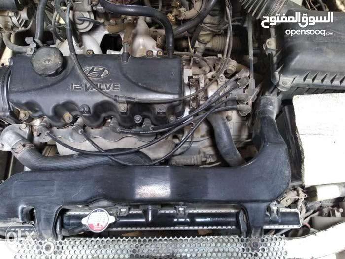محرك هايونداي اكسنت 2005
