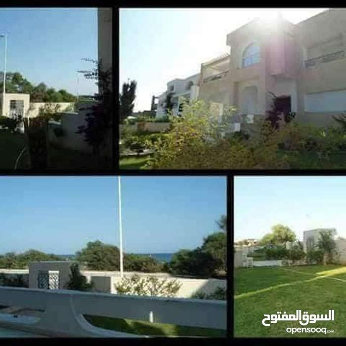 فيلا 3 غرف للايجار - قليبية البيضاء قليبية