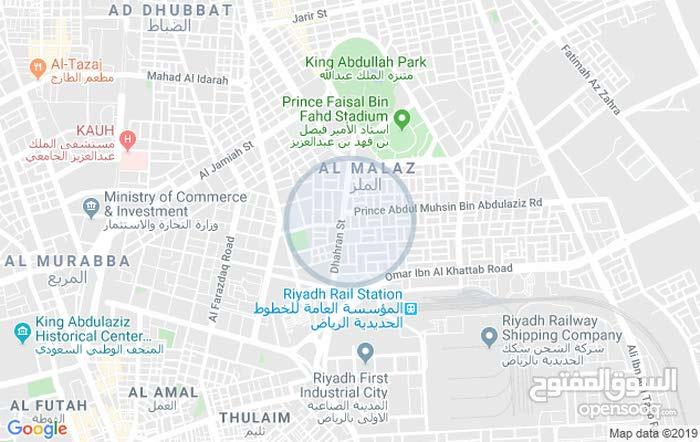 excellent finishing apartment for rent in Al Riyadh city - Al Malaz