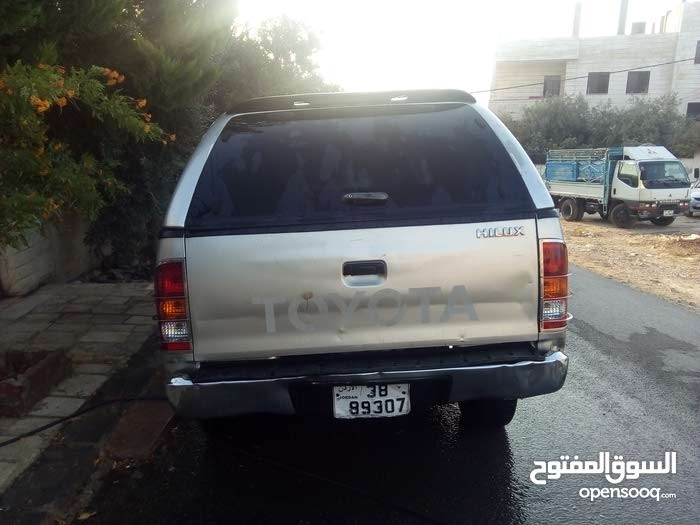 2008 Toyota Hilux for sale in Amman