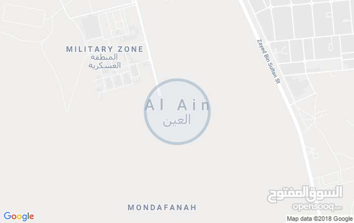 A More Rooms Home for rent in Al Ain