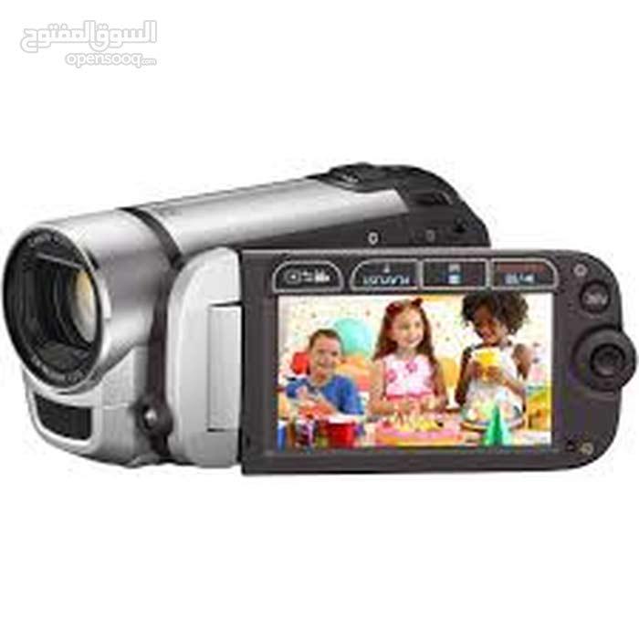 للبيع كاميرا كانون legria fs306