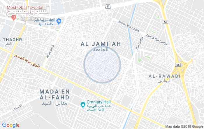 apartment for rent in Jeddah city Al Jamiah
