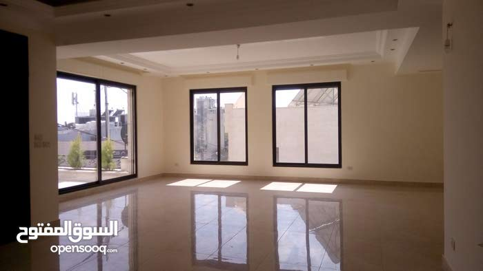 Ground Floor  apartment for sale with 4 rooms - Amman city Dabouq