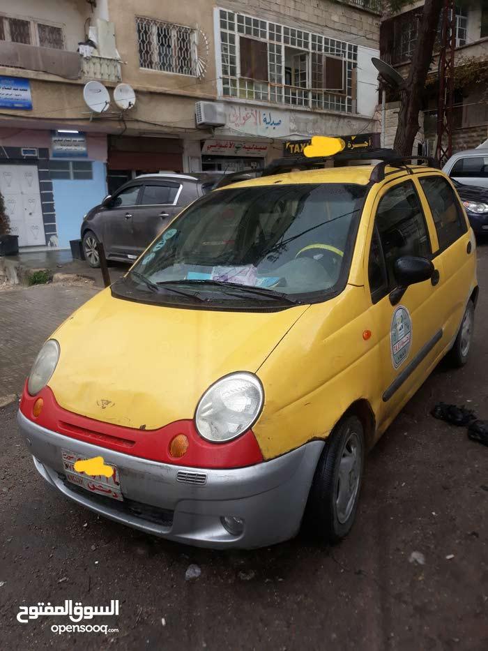 سيارة دايو ماتيز للبيع