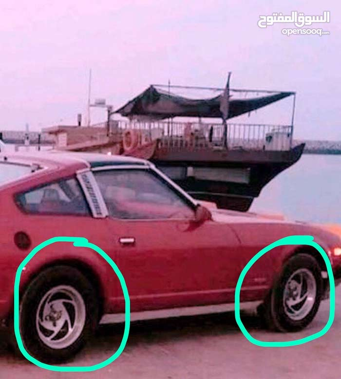 Nissan 280ZX car for sale 1980 in Al Batinah city