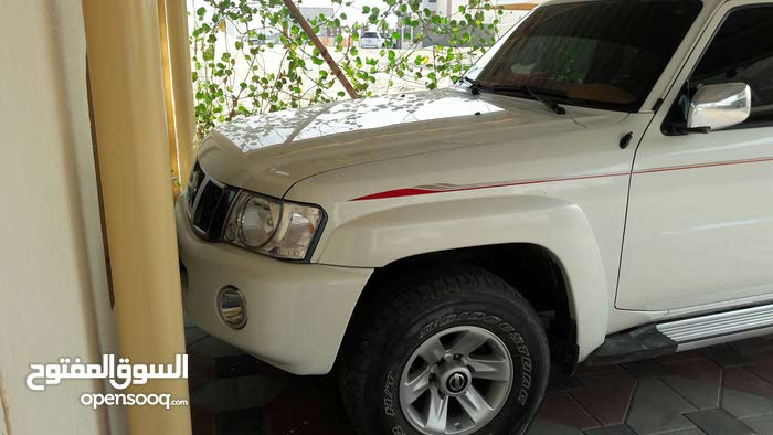 2016 Nissan Patrol for sale in Ajman