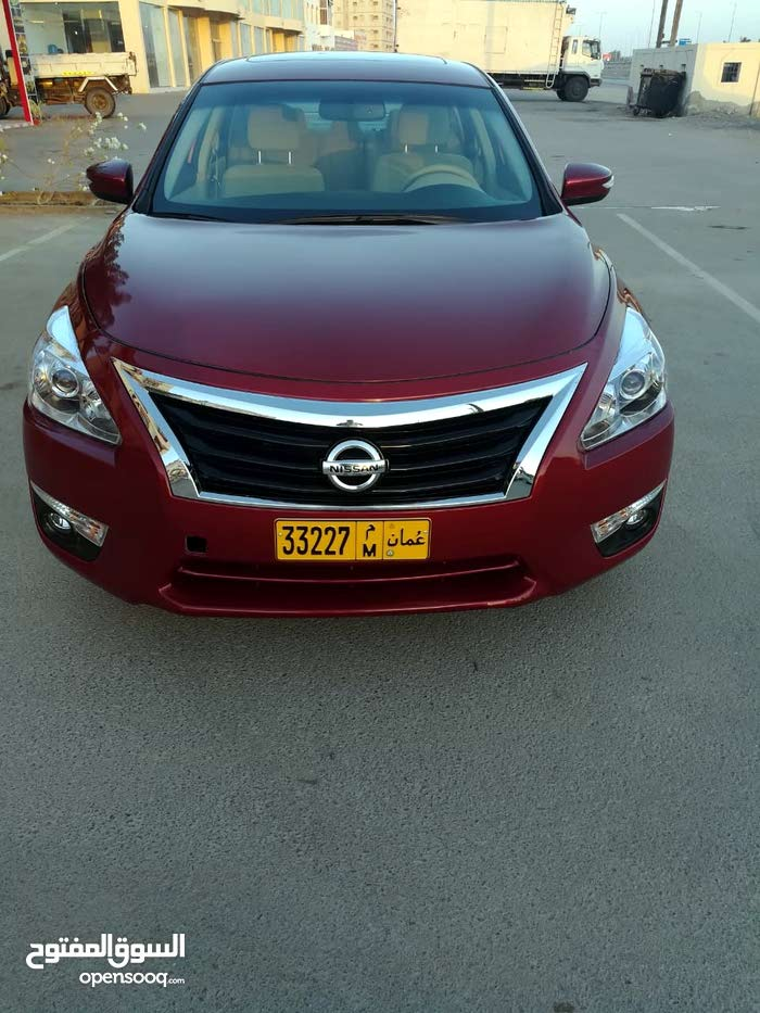 Used 2014 Nissan Altima for sale at best price