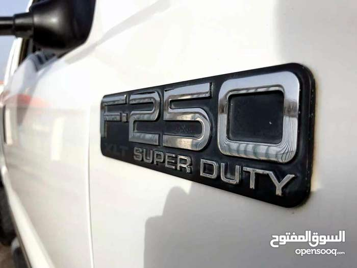 2005 Ford F-250 for sale in Tripoli