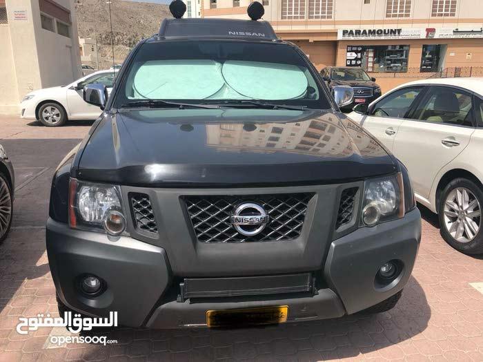 Grey Nissan Xterra 2014 for sale