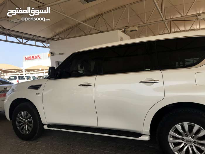 Nissan Patrol 2016 for rent per Day