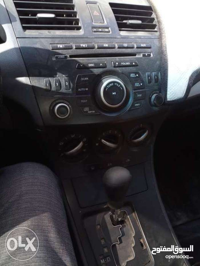 Brown Mazda 3 2013 for sale