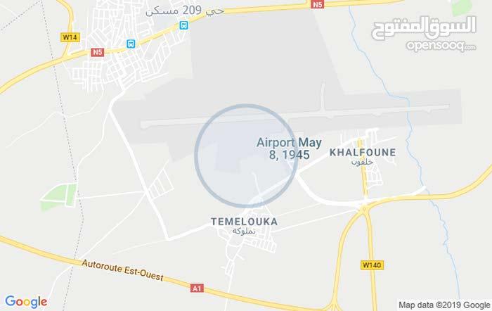 فيلا ف تيملوكة قرب مطار