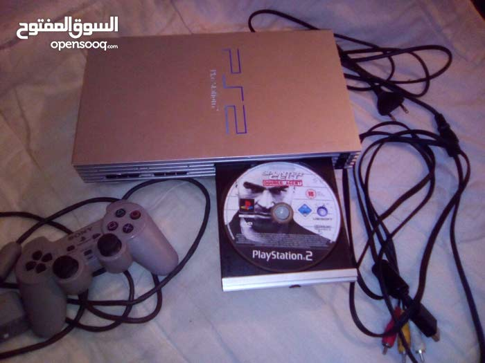PS 2 console
