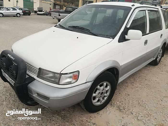 White Hyundai Santamo 1996 for sale
