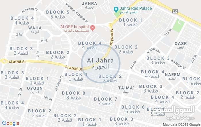 apartment in Al Jahra Saad Al Abdullah for rent