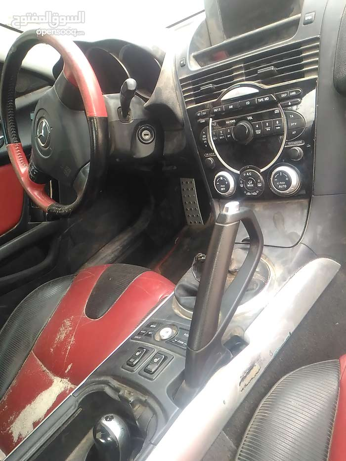1 - 9,999 km Mazda RX8 2007 for sale