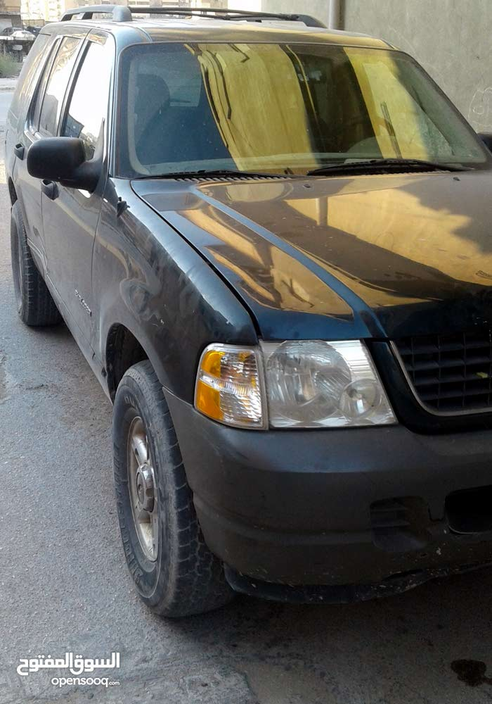 Used condition Ford Explorer 2002 with 0 km mileage