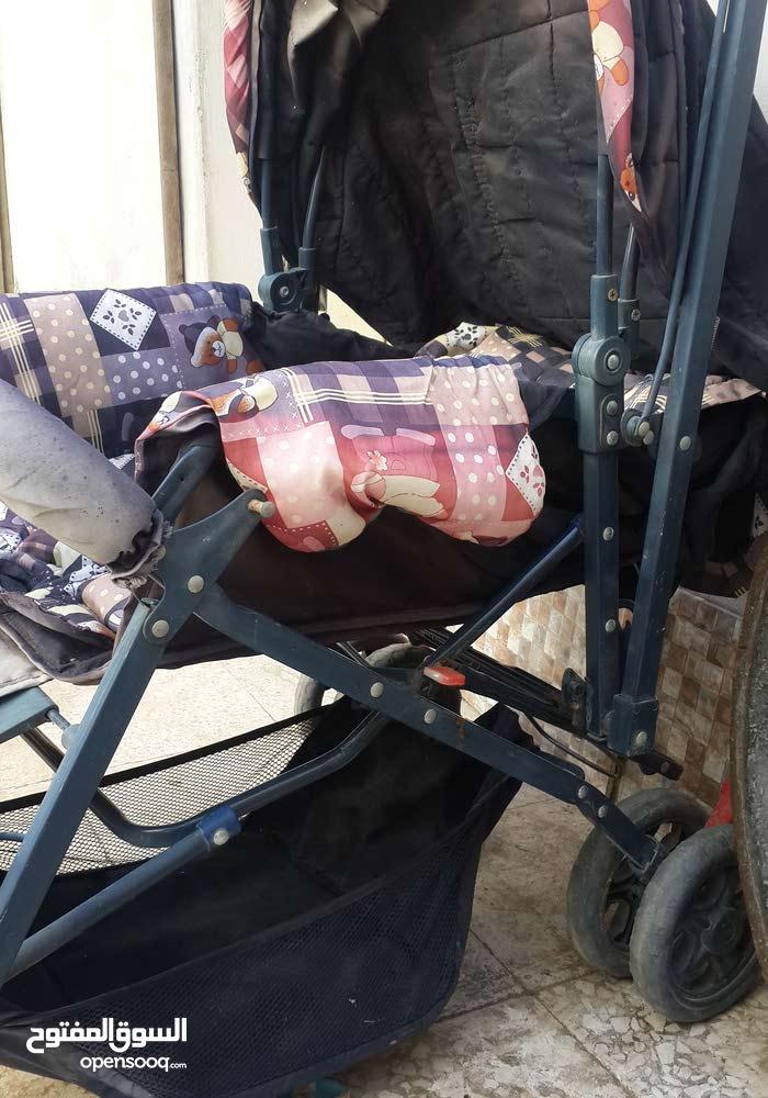 للاطفال عربة اطفال مميزة نوع BAMBINO ، بسعر بسيط