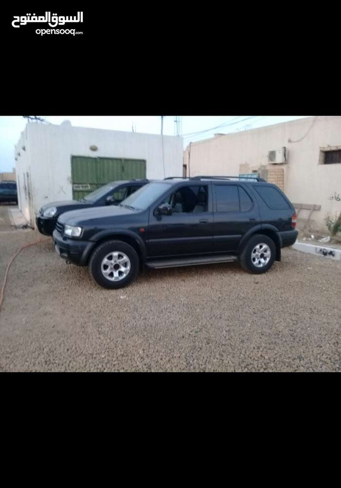 New 2003 Opel Frontera for sale at best price