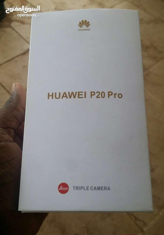 للبيع عملاق اجهزة هواوى .. p20 pro