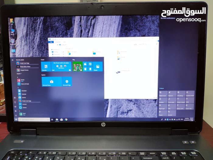 hp Zbook17 core i7 with NVIDIA 4GB dedicated gaming lap