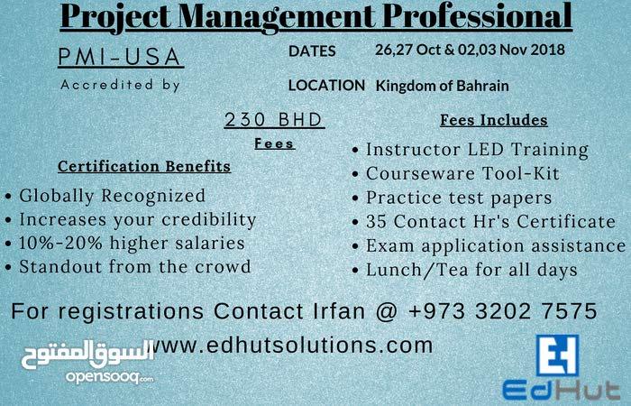Project Management Professional  EDHUT