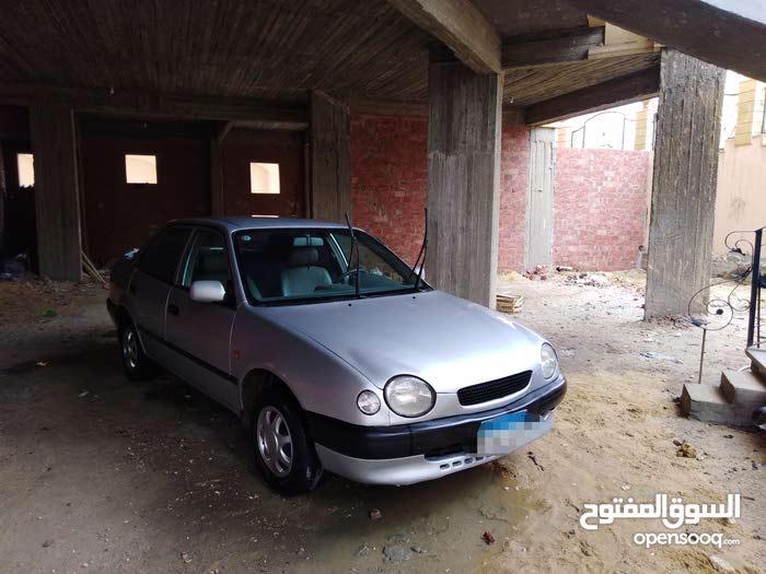 For sale Toyota Corolla car in Cairo