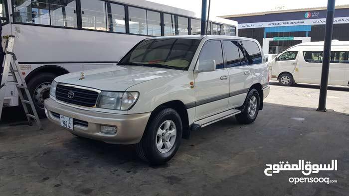 Used 2000 Land Cruiser