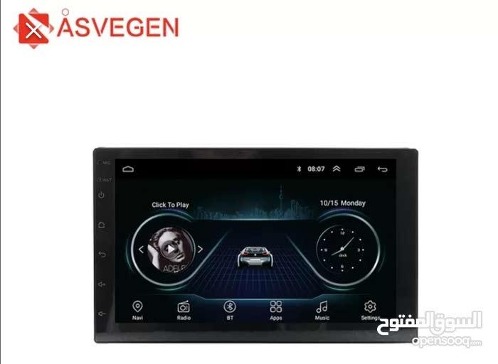 شاشة أندرويد ماركة Asvegen مخصصة لأغلب السيارات