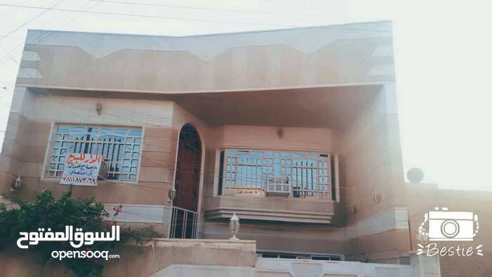 بيت كبير للبيع بحال جيدة جدا 07801640897