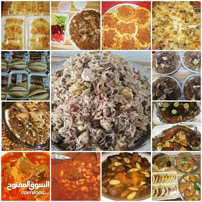 أنواع الأكلات وبلحم الغنم العراقي