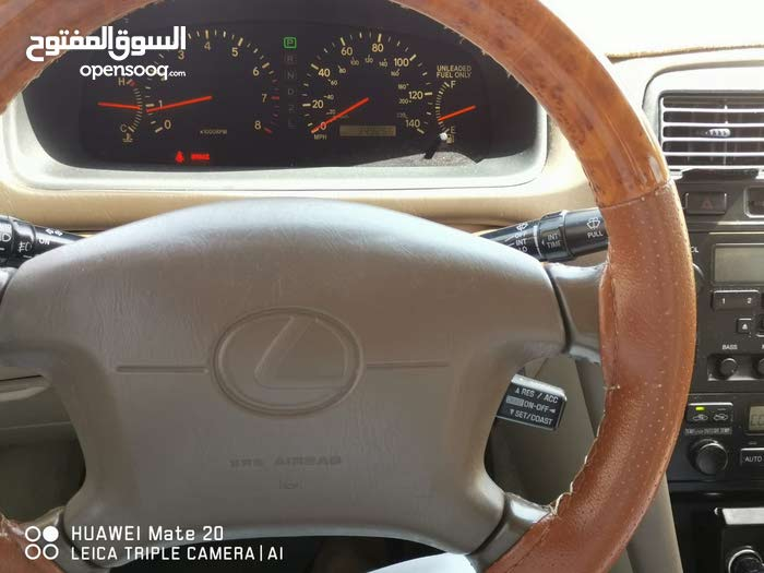 Used 1997 Lexus ES for sale at best price - (107038236) | Opensooq