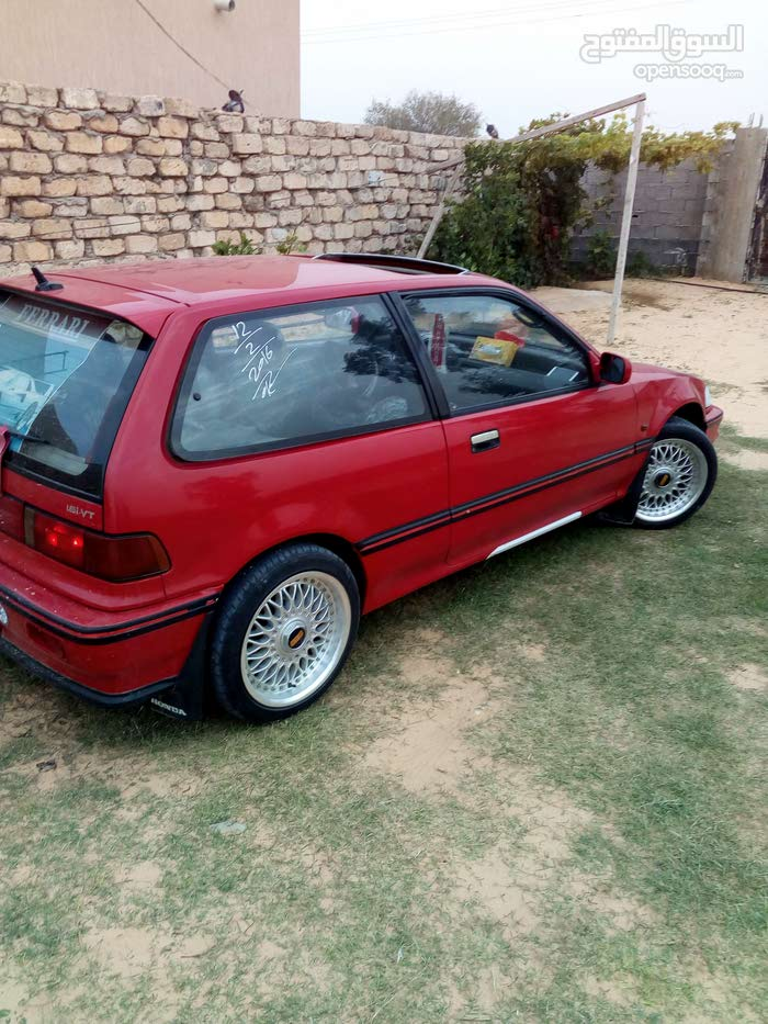 Used 1990 Honda Civic for sale at best price