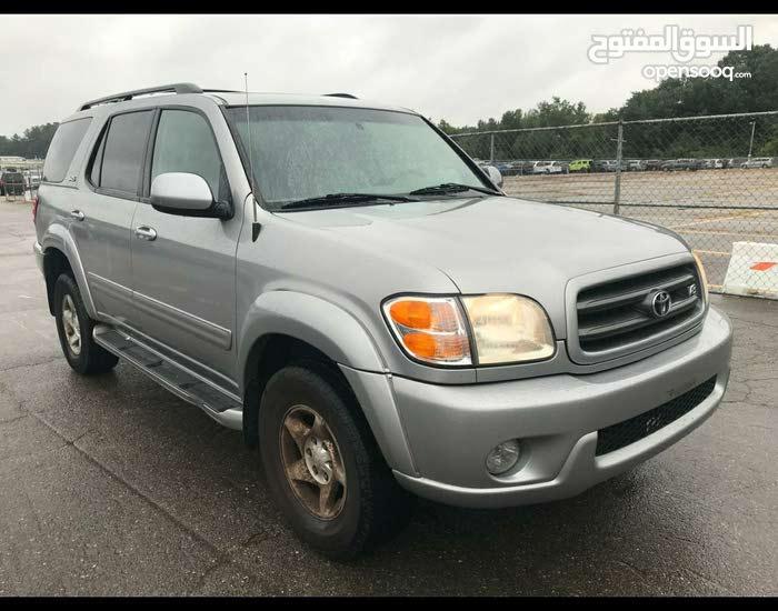 Used Toyota Sequoia in Benghazi
