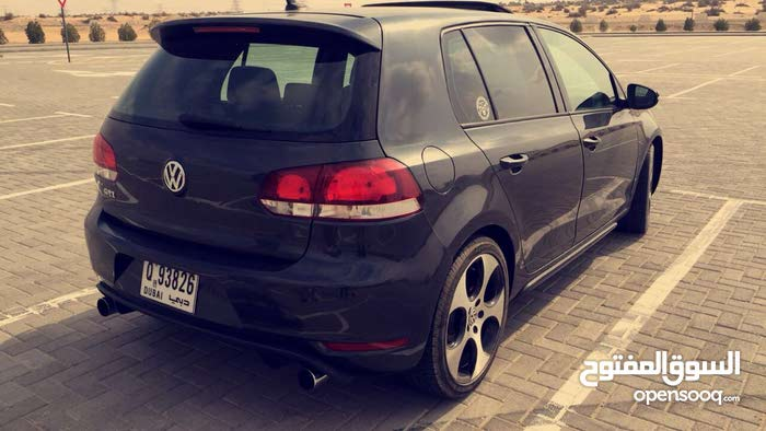 golf gti full option