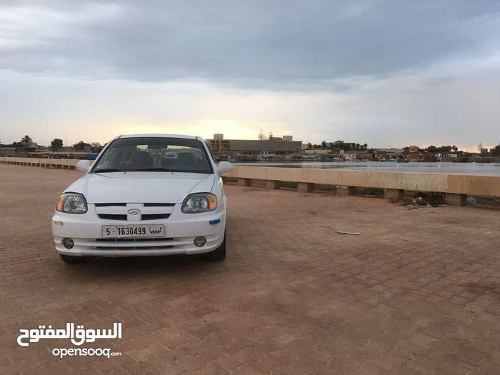 Hyundai Verna in Benghazi