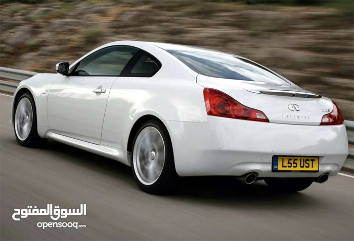 0 km Infiniti G37 2012 for sale