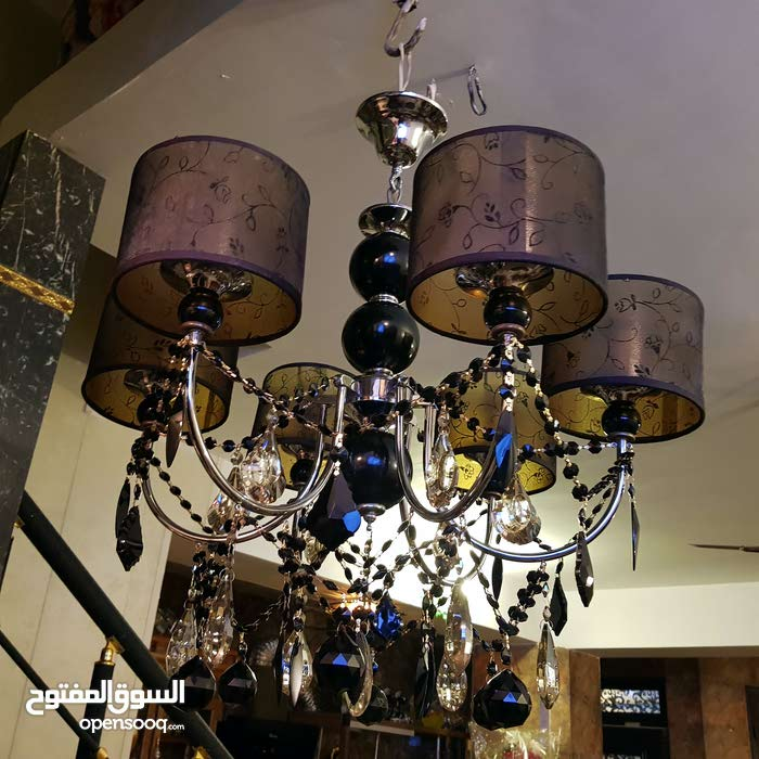 Baghdad - New Lighting - Chandeliers - Table Lamps available for sale